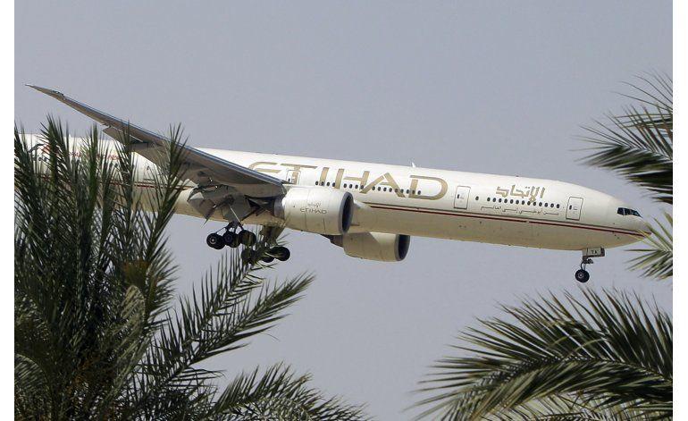31 heridos por turbulencias en un vuelo de Etiahd a Yakarta