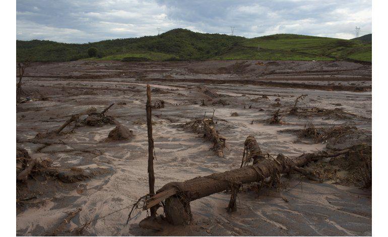 Brasil demanda a minera BHP Billiton por ruptura de represa