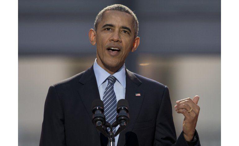 Obama promete agua segura a residentes de Flint