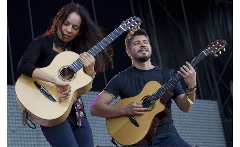 Rodrigo y Gabriela pondrán voces a su próximo disco