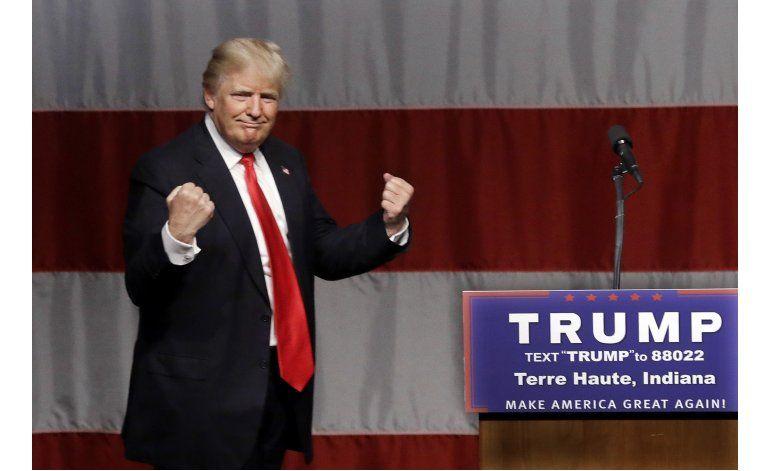 La candidatura de Trump: negación, negociación y aceptación