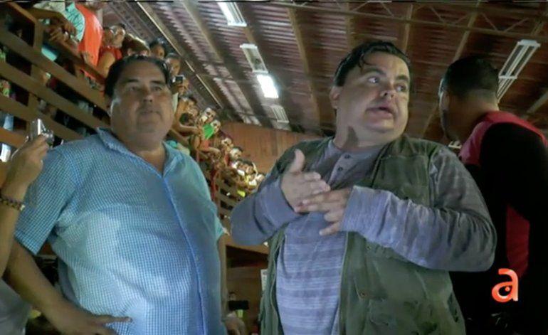 Carlucho y Humberto traen conmovedoras historias en su regreso de visitar a cubanos varados en Panamá