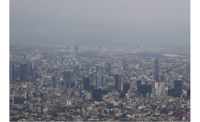 Ciudad de México hila 3 días con alerta por contaminación