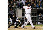Ortiz pega su jonrón 509 y Boston vence a Medias Blancas