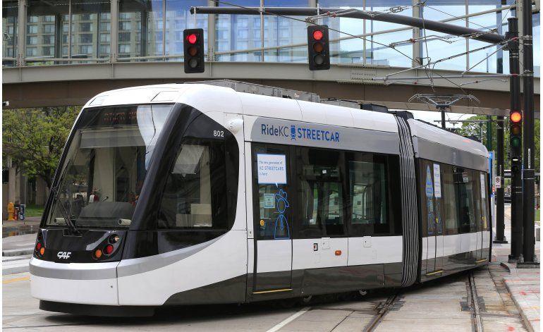 Los tranvías de Kansas City vuelven tras 6 décadas