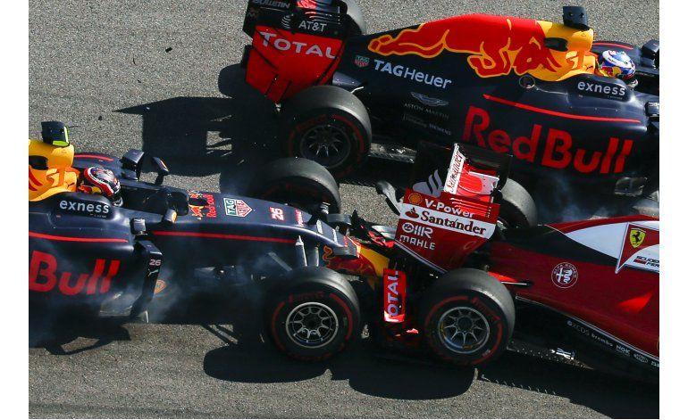 Max Verstappen sustituye a Daniil Kvyat en Red Bull