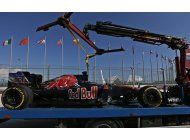 f1: verstappen es el nuevo piloto de red bull
