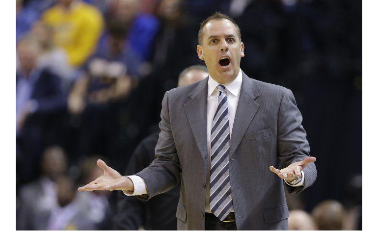Frank Vogel no regresará con los Pacers