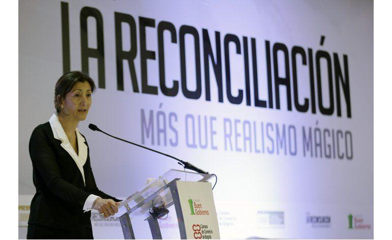 Betancourt insta a los colombianos a la reconciliación