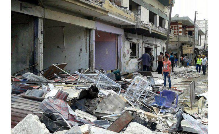 Al menos 28 sirios mueren por ataque aéreo, dicen activistas