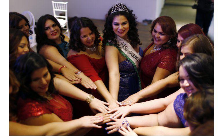 Miss Gordita, un inusual concurso de belleza en Paraguay