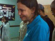 agreden a opositora venezolana maria corina machado