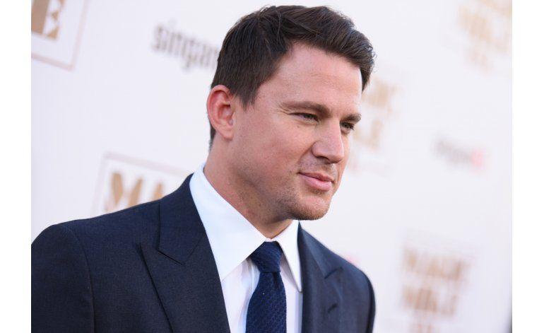 Channing Tatum llevará Magic Mike a Las Vegas