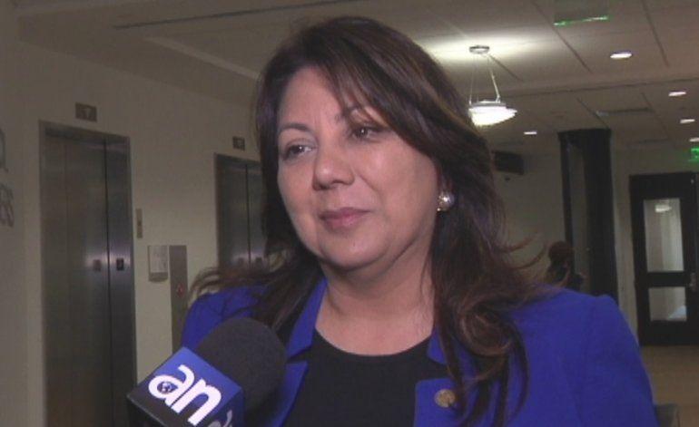 Concejal Sandra Ruiz registra su candidatura a la alcaldía de Doral