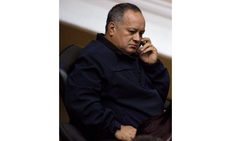 Diosdado Cabello demanda al Wall Street Journal