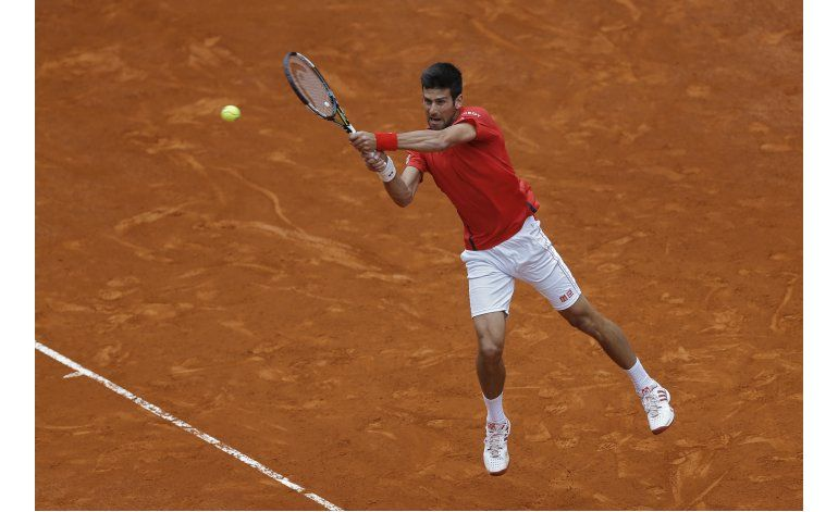 Nadal, Djokovic y Murray, a cuartos de final en Madrid