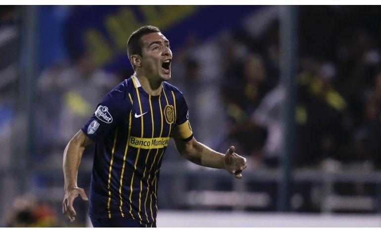 Rosario Central golea 3-0 a Gremio y avanza a cuartos