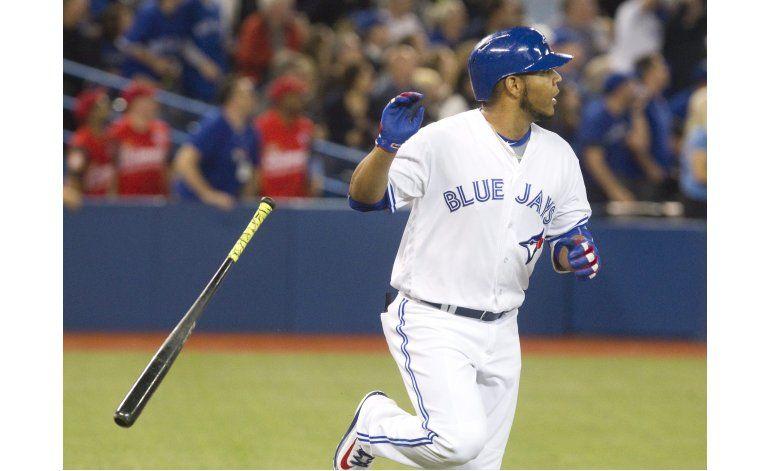 Encarnación empuja 6 y Azulejos arrollan a Rangers