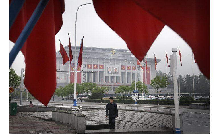 Arranca congreso partido norcoreano sin la prensa extranjera