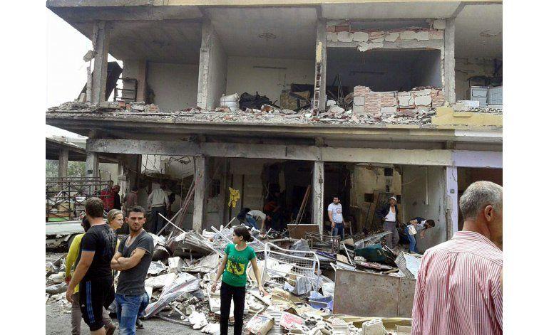 Activistas: Insurgentes toman una localidad al sur de Alepo