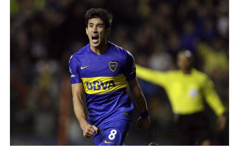 Boca vs. Nacional en cuartos de final de la Libertadores
