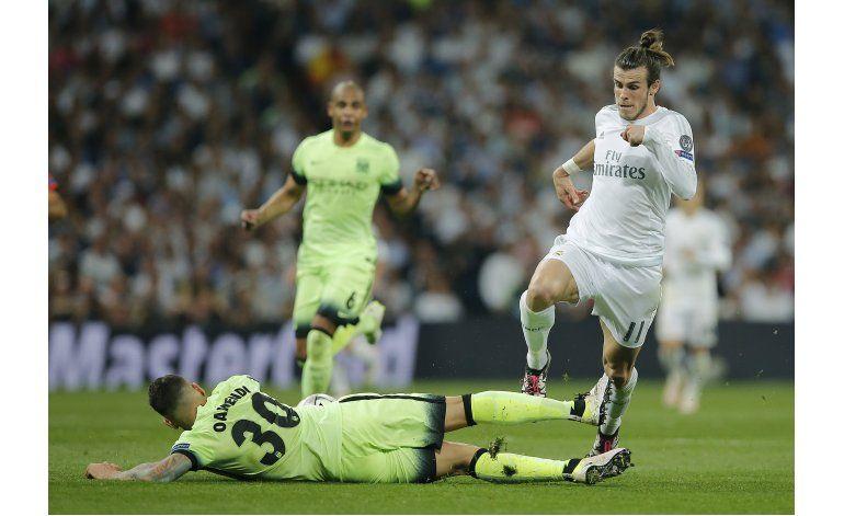 Bale se perderá próximo partido del Madrid