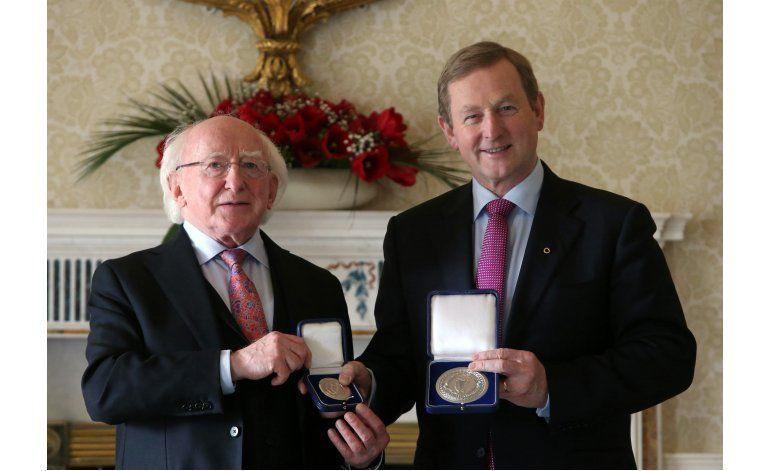 Llegan a acuerdo para formar gobierno en Irlanda