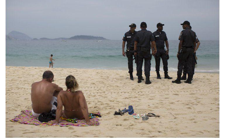 Entrevista AP: Recortes afectarán seguridad en Río 2016