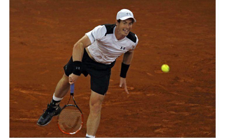 Nadal enfrentará a Murray en semifinales en Madrid