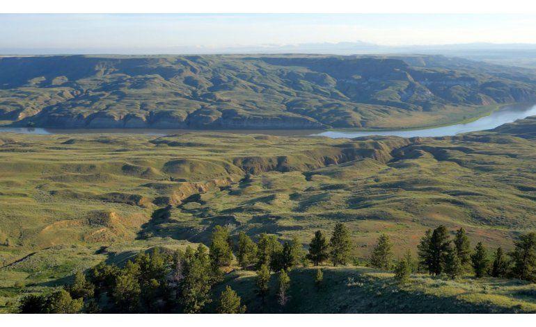 Reserva natural en Montana añade rancho histórico