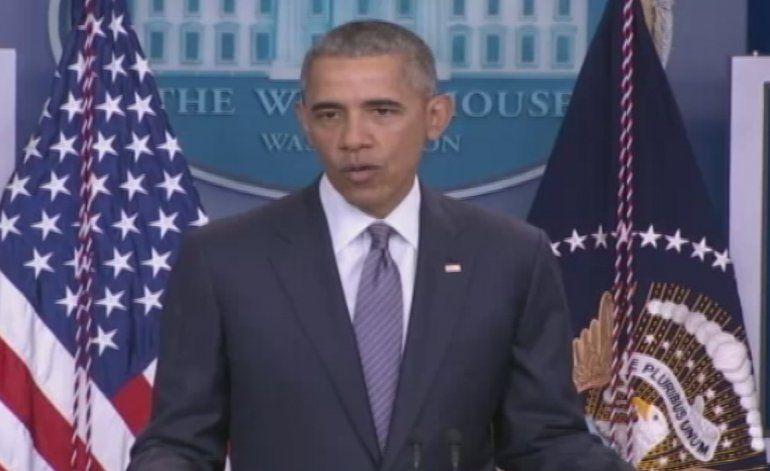 Presidente Obama dice que la carrera por la presidencia no es un reality show