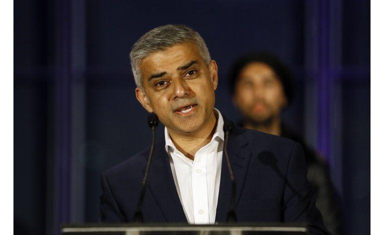 Laborista Sadiq Khan, primer alcalde musulmán de Londres