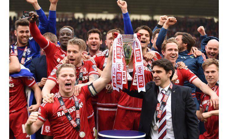 Middlesbrough, el ganador del partido de los 250 millones