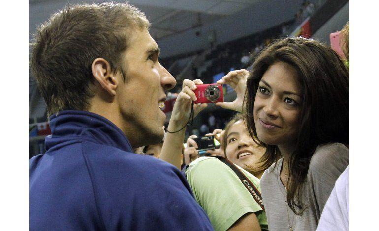 Nació el primer hijo de Michael Phelps