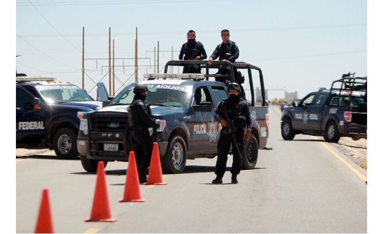 Trasladan a El Chapo a una prisión en Ciudad Juárez