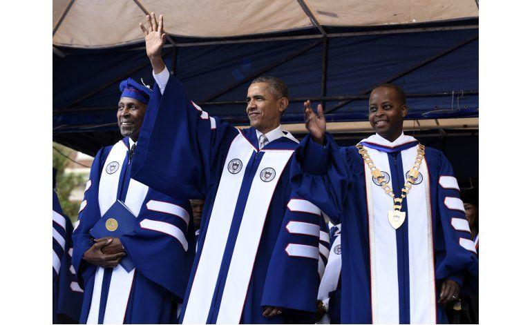 Obama: En EEUU persisten brechas, como racismo y desigualdad