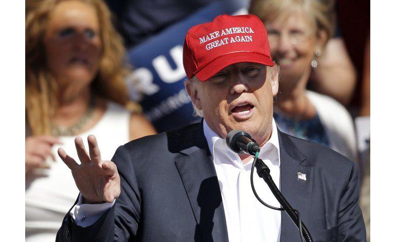 Trump: Unidad republicana sería agradable, no imprescindible