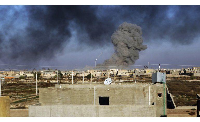 EEUU busca convencer a Irak que no apoya a Estado Islámico