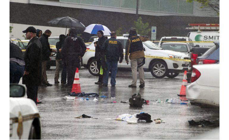 Atacante no muestra remordimiento por tiroteos en Maryland