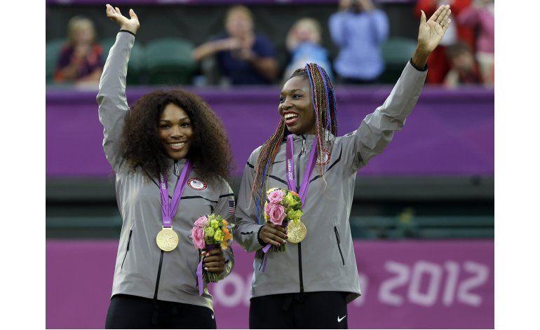 Las hermanas Williams buscan otro oro olímpico en Río
