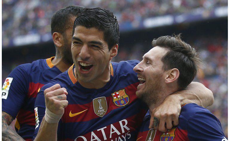 Barcelona sigue por delante del Madrid y el Atlético se cae