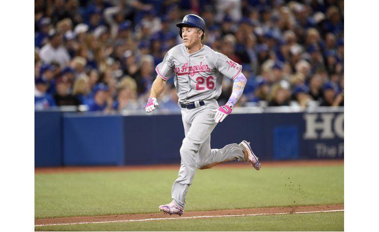 Kendrick da el imparable del triunfo por los Dodgers