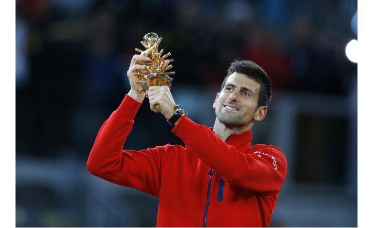 Djokovic vence a Murray y llega a 29 títulos de Masters