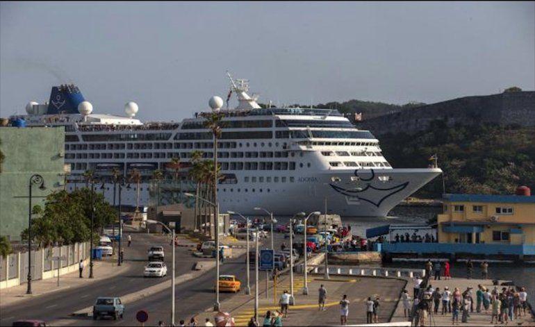 El Adonia no viajará más a Cuba para el verano del 2017