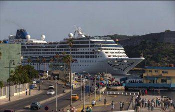 Crucero de EEUU reanuda viaje a Cuba tras apagón