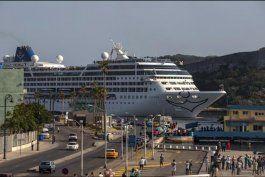 ganancias de cruceros de eeuu para cuba serian de 63 millones