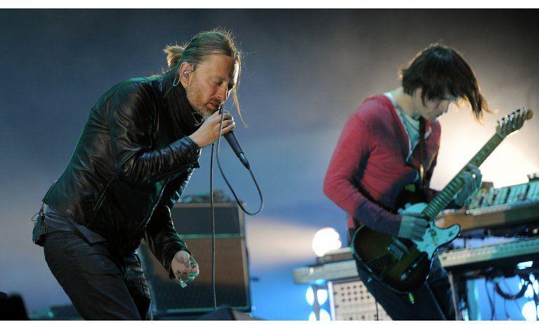 Radiohead estrena nuevo álbum en formato digital