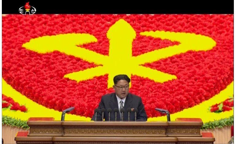Líder norcoreano recibe nuevo título: presidente del partido