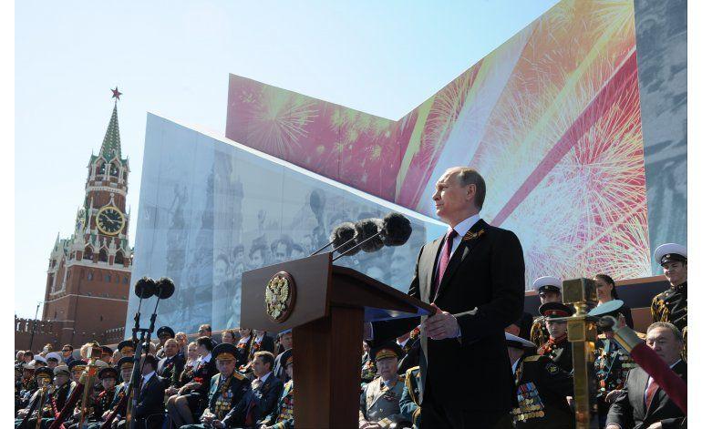 Putin pide seguridad alejada de bloques militares