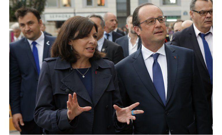 Fan zone en París, vigilada a toda hora durante la Euro